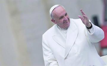 El Papa teme que se produzcan enfrentamientos por el agua