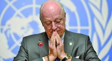 Negociaciones sirias serán largas y con resultados lentos