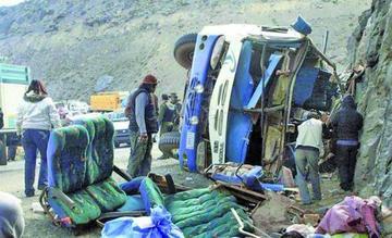 Tránsito comienza plan para evitar accidentes en carreteras del país
