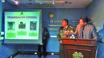 Capturan a secuestradores del hijo de senador del MAS