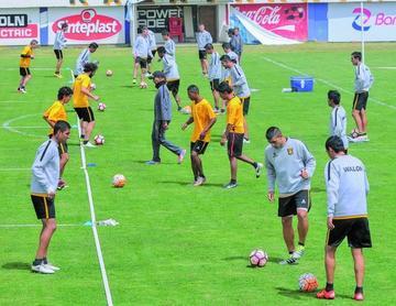 El Tigre ya piensa en Independiente de San Fe