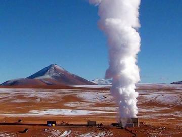 Aprueban crédito para ejecutar la geotérmica