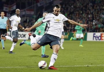 Manchester United busca el título de la EFL Cup