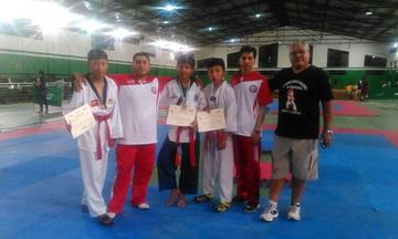 Potosí logra 34 medallas en el nacional de Taekwondo