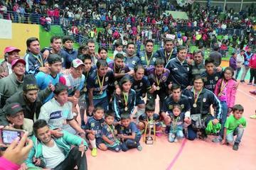 Rico Sur se corona campeón de la Liga de Fútsal