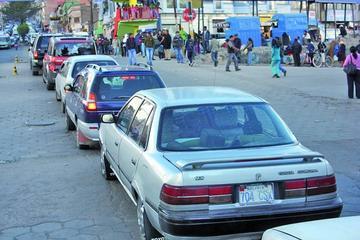 Transportistas adquirieron el SOAT pero quieren atención