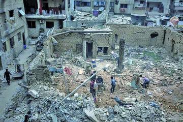 ONU planea castigar a Al Asad por ataques químicos en Siria