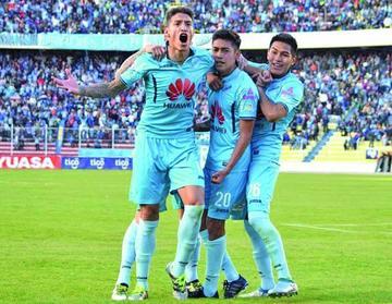 Bolívar visita al Deportes Tolima