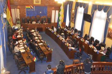 El Senado iniciará juicio contra miembros de la Magistratura en abril