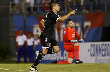Caracas empata en Paraguay con Cerro Porteño