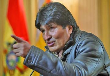 Evo Morales rechaza el informe de EE.UU. sobre lucha antidroga