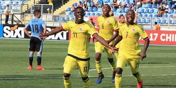 Colombia-Ecuador, Chile-Venezuela y Brasil-Paraguay abren hexagonal Sub'17