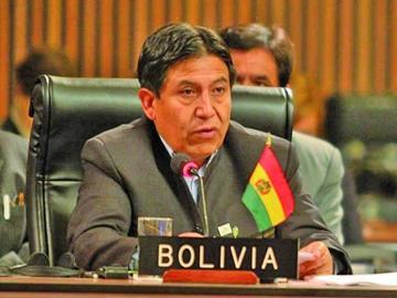 David Choquehuanca es el nuevo secretario general de la Alianza Bolivariana