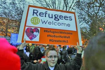 Donald Trump ordena un nuevo veto a refugiados de seis países