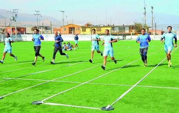 Deportes Iquique y Guaraní debutan en la Libertadores