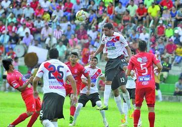 Nacional Potosí impugna el partido contra Guabirá