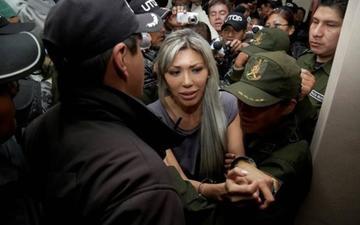 En medio de altercados suspenden el juicio oral de Zapata hasta 9 días