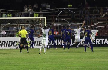 Chapecoense debuta en la Libertadores con una victoria