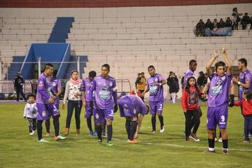 Lilas deberán jugar dos partidos seguidos fuera de Potosí