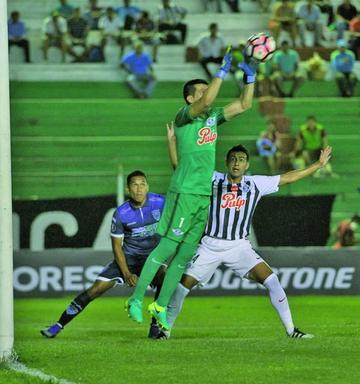 El Toro debuta en la Libertadores con un empate ante Libertad
