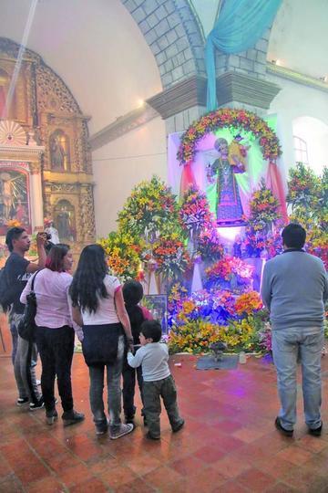 Celebran la fiesta de  San Juan de Dios
