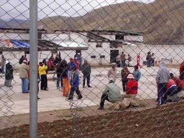Internos de Cantumarca van a  las urnas para elegir delegados