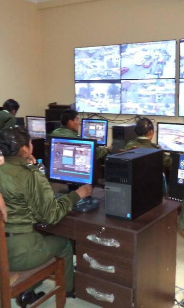 Hoy entregan 59 cámaras de seguridad a los vecinos