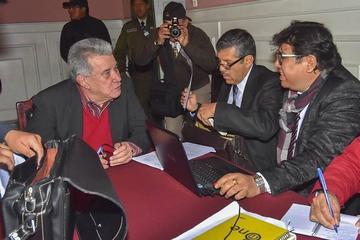 Leopoldo Fernández no frena el juicio oral por el caso Porvenir