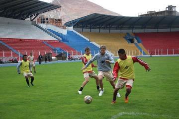 Nacional Potosí está listo para recibir a Wilstermann