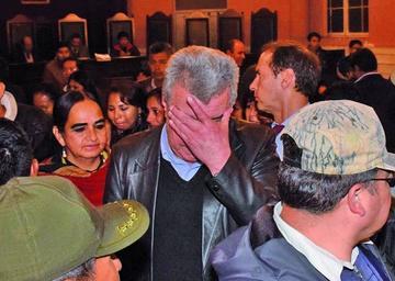 Tribunal sentencia a 15 años de prisión a Leopoldo Fernández