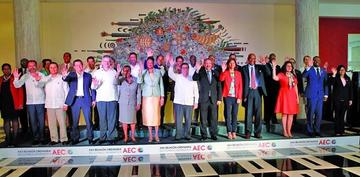 Los países del Caribe se unen en rechazo al muro de Donald Trump