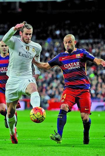 Real y Barza jugarán el primer clásico en julio