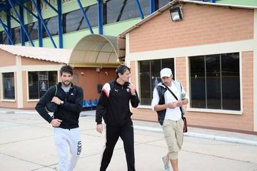 Lilas parten hoy a la capital del Estado Plurinacional