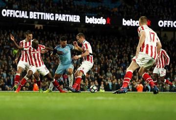 Manchester City se mete en semifinales de la FA Cup