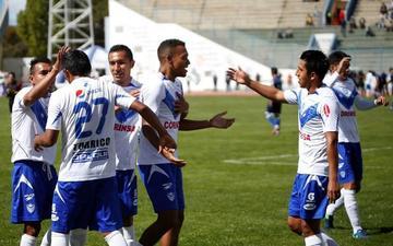 San José derrota a Sport Boys en el primer tiempo