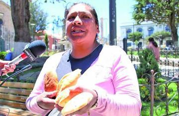 Vecinos no permitirán que el precio del pan aumente