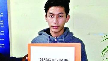 Un joven boliviano es detenido con droga en Nueva Delhi