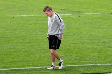 El Tigre buscará sumar puntos frente al Santos