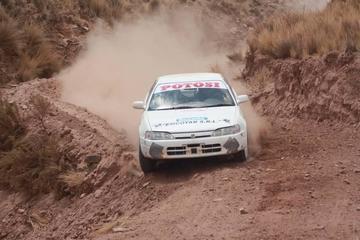 Betanzos albergará la segunda carrera nacional de autos