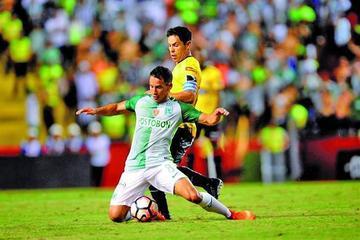 El campeón cae en su primera aparición en la Libertadores