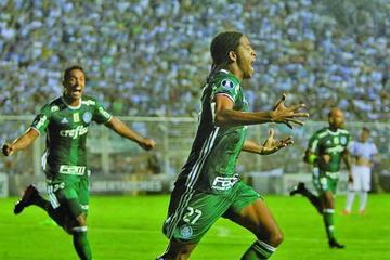 Palmeiras recibe la visita de Wilster
