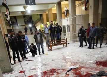 Ataques y explosiones matan a más de 50 personas en Siria
