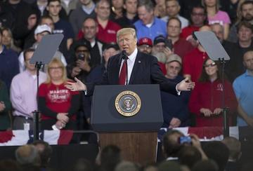 La justicia de EE.UU. bloquea el  nuevo veto migratorio de Trump