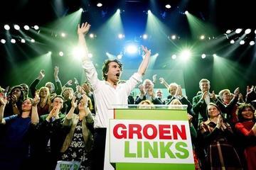 Mark Rutte celebra su victoria sobre  el populismo de Wilders