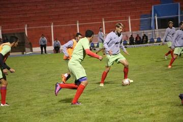 Alessandrini jugará condicionado en el partido