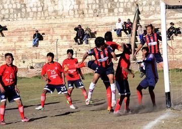 En el torneo de la AFP, 16 equipos buscan llegar a la Copa Bolivia