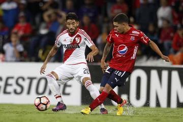 River Plate golea 3-1 a Independiente Medellín