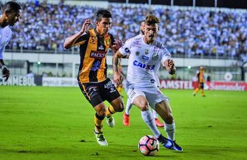 El Tigre tropieza ante el Santos