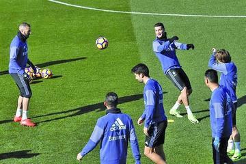 Real Madrid defiende su liderato