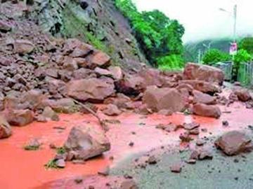 Los desastres naturales siguen golpeando al Departamento
